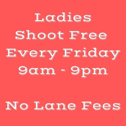 Ladies Shoot Free Fridays | Indoor Shooting Company | Concealed Carry Class