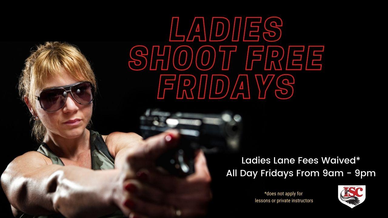 Indoor Shooting Company | Ladies Shoot Free Fridays | Tampa, Florida