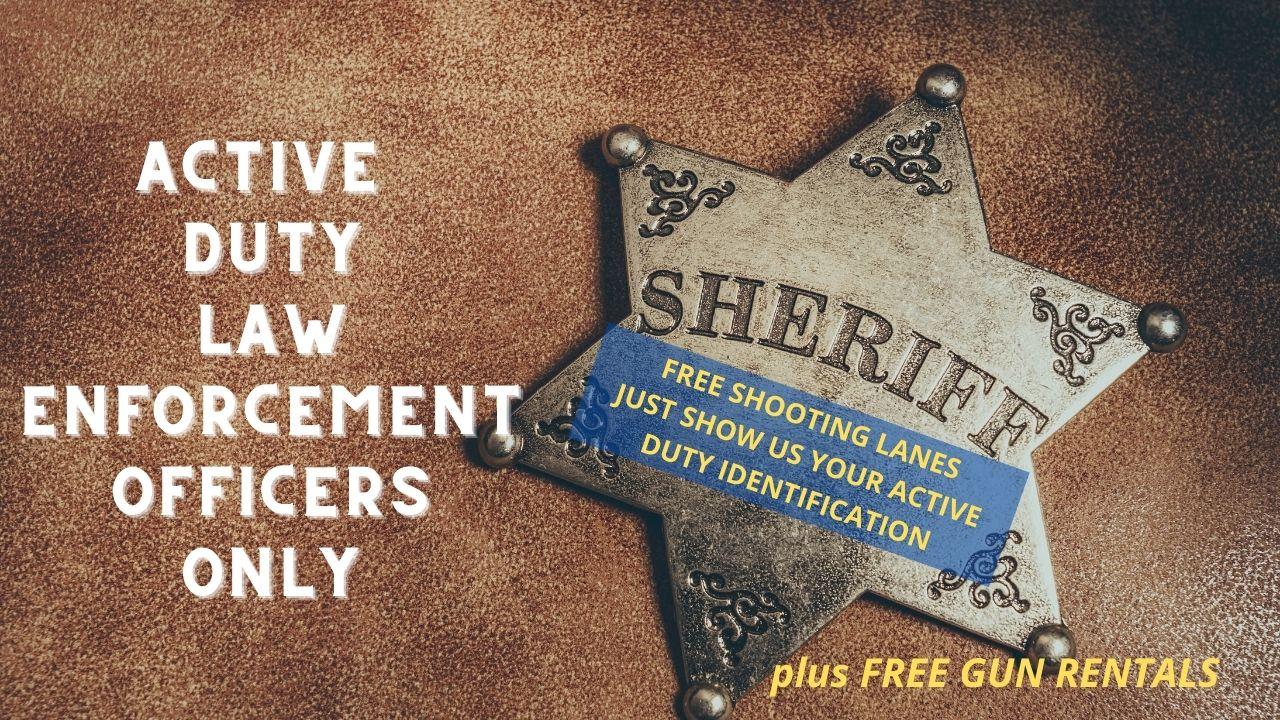 Indoor Shooting Company | FREE Police Range | Tampa, Florida